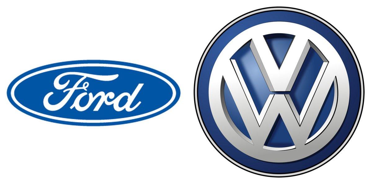 Ford et Volkswagen