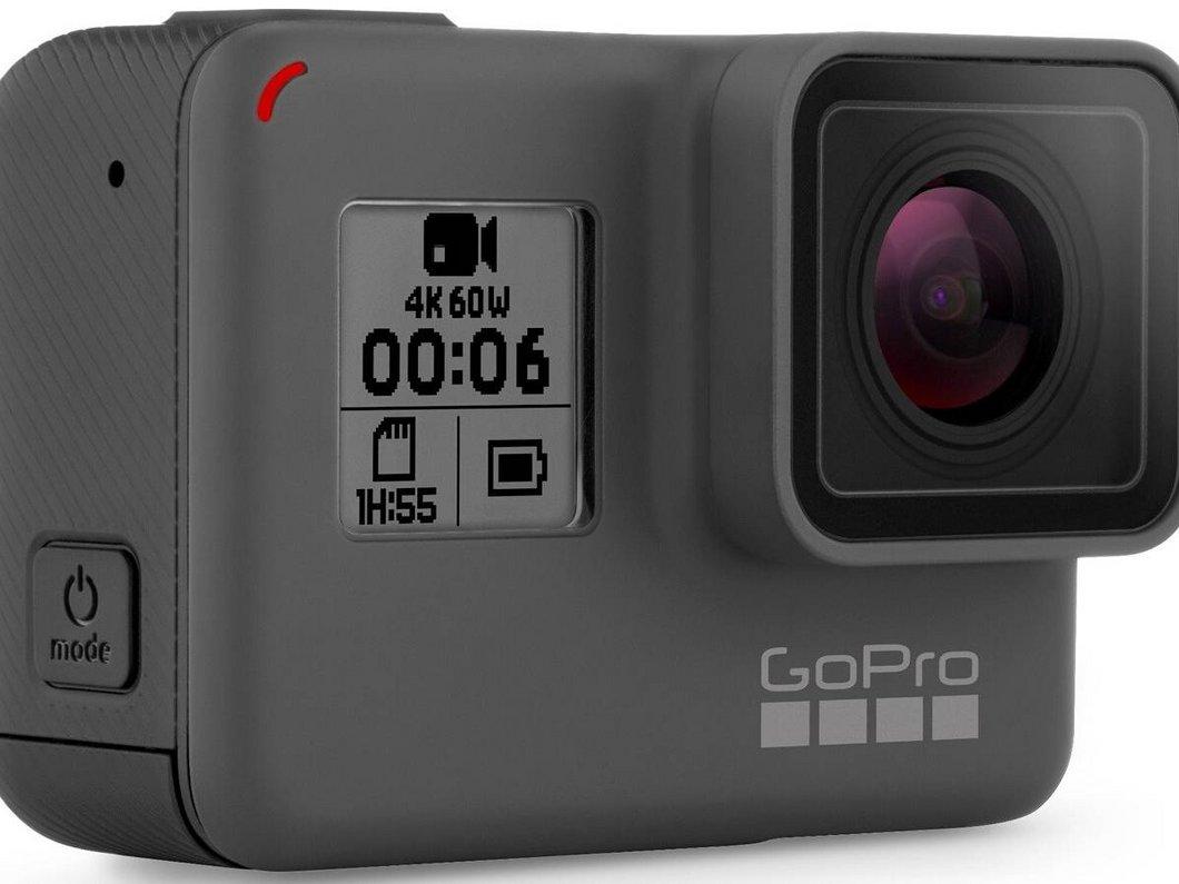 🔥 Soldes Darty : GoPro Hero 6 Black à 269,99€ au lieu de 429,99€