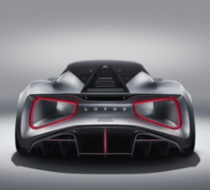 Evija : l'hypercar électrique de Lotus se charge en 9 petites minutes