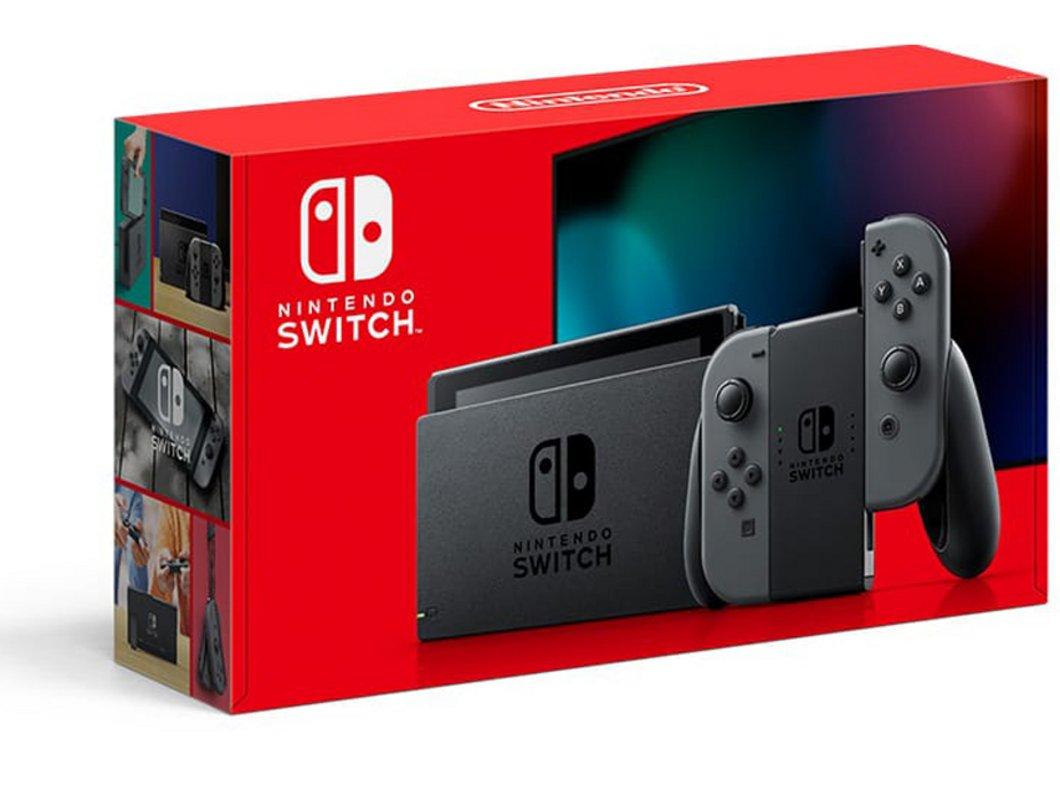 Nintendo Switch : une nouvelle version à l'autonomie dopée disponible en septembre