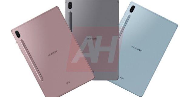 La Samsung Galaxy Tab S6 aurait droit à un S Pen magnétique qui se colle au dos de la tablette