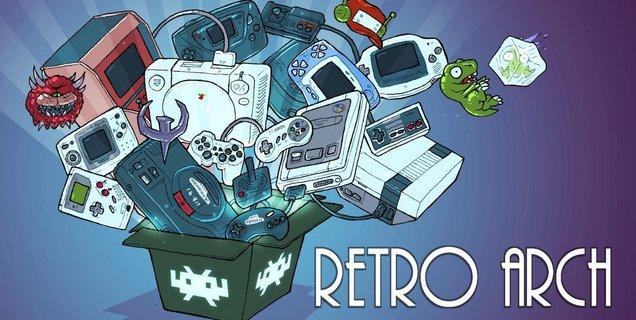 L'émulation de RetroArch va débarquer sur Steam ce 30 juillet et sera totalement gratuit