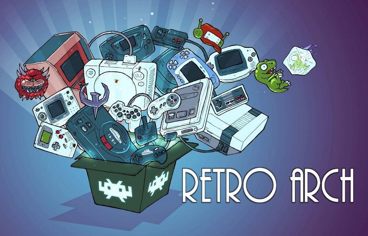 RetroArch Steam