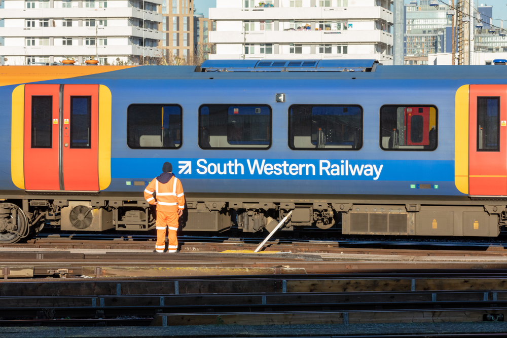 Train - South Western Railway