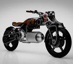 Curtiss Motorcycles dévoile Hades, une puissante moto électrique au design hors norme
