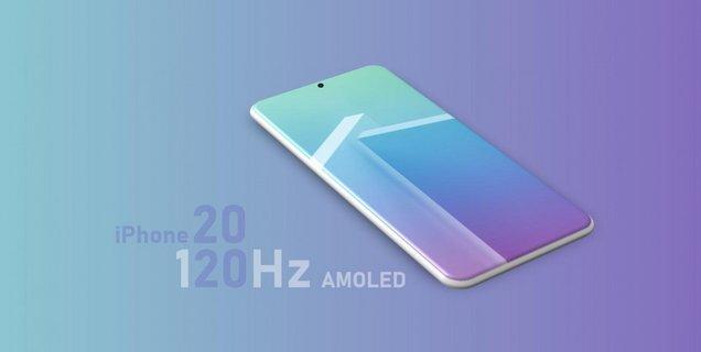 Comme sur ses iPad Pro, Apple envisage un taux de rafraîchissement de 120 Hz sur l'iPhone en 2020