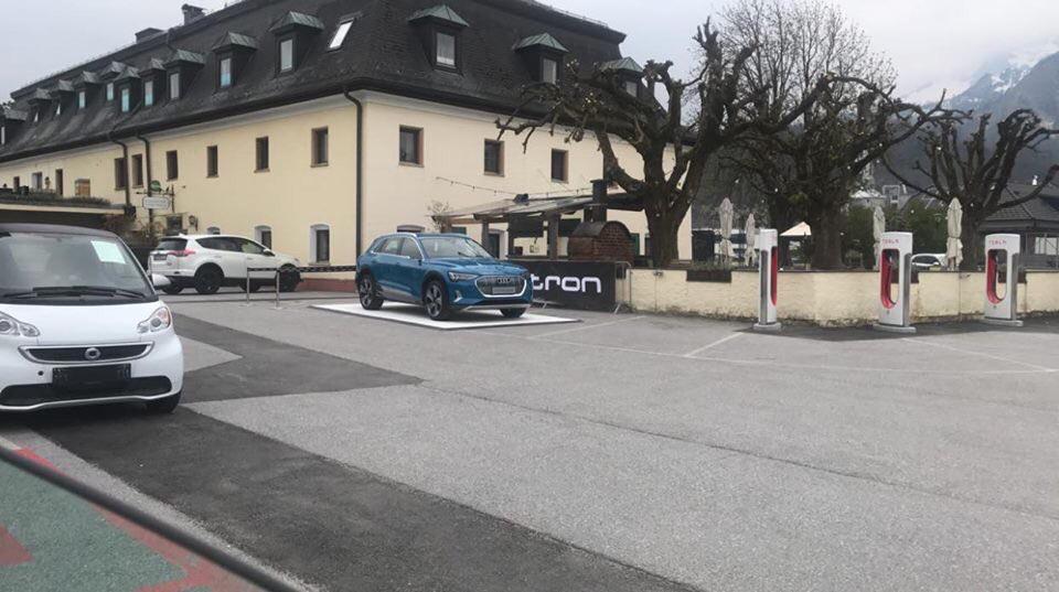 Audi & Tesla