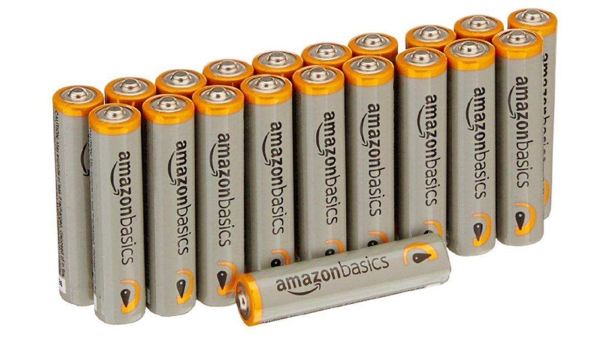Piles AmazonBasics