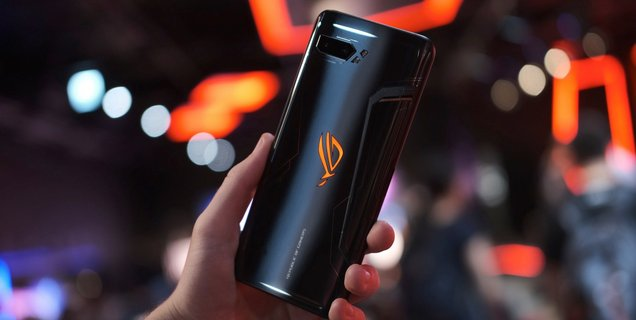 ASUS officialise le ROG Phone II : écran 120 Hz OLED et Snapdragon 855+