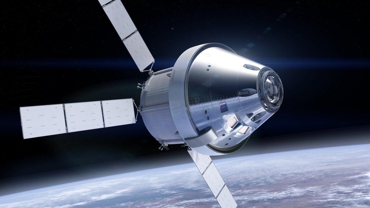 Orion Spacecraft © Nasa