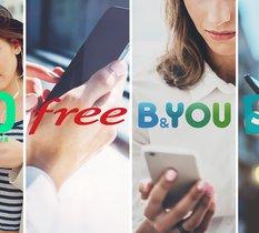 Forfait mobile : notre comparatif des meilleures offres 4G (novembre 2019)