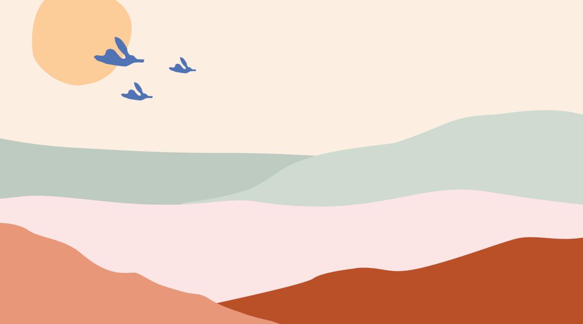 Pinterest Illustration