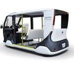 En plus de robots, Toyota va déployer des navettes électriques aux JO de Tokyo 2020