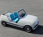 La Renault 4L Plein Air décapotable a le droit à sa version électrique