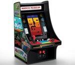 My Arcade propose une mini borne rétro avec 20 titres NAMCO, pour moins de 90 euros