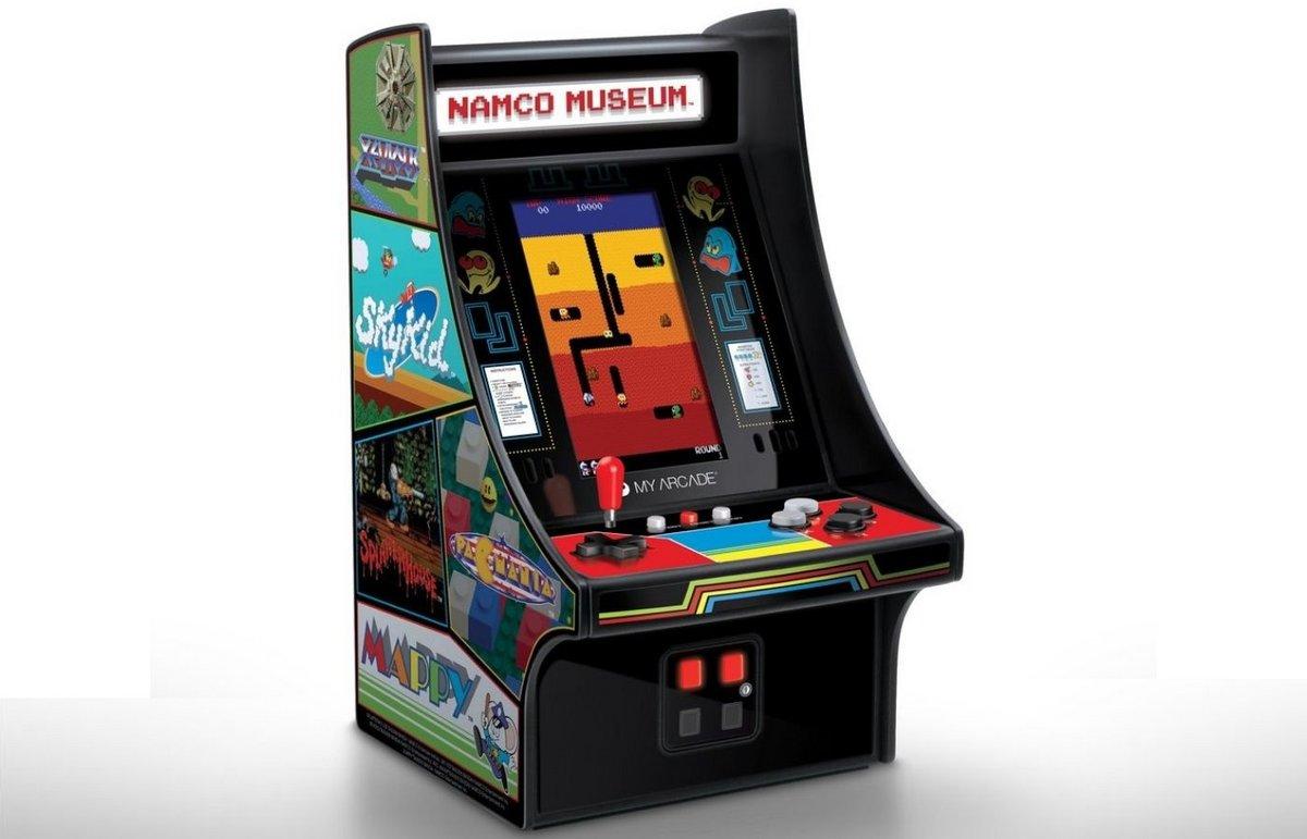 NAMCO MUSEUM arcade