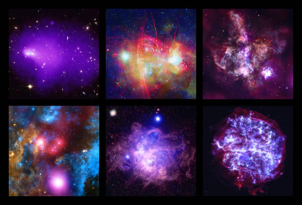 Chandra X-ray Observatory's 20th anniversary