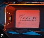 Les Ryzen Threadripper 4000 aperçus sur AIDA64