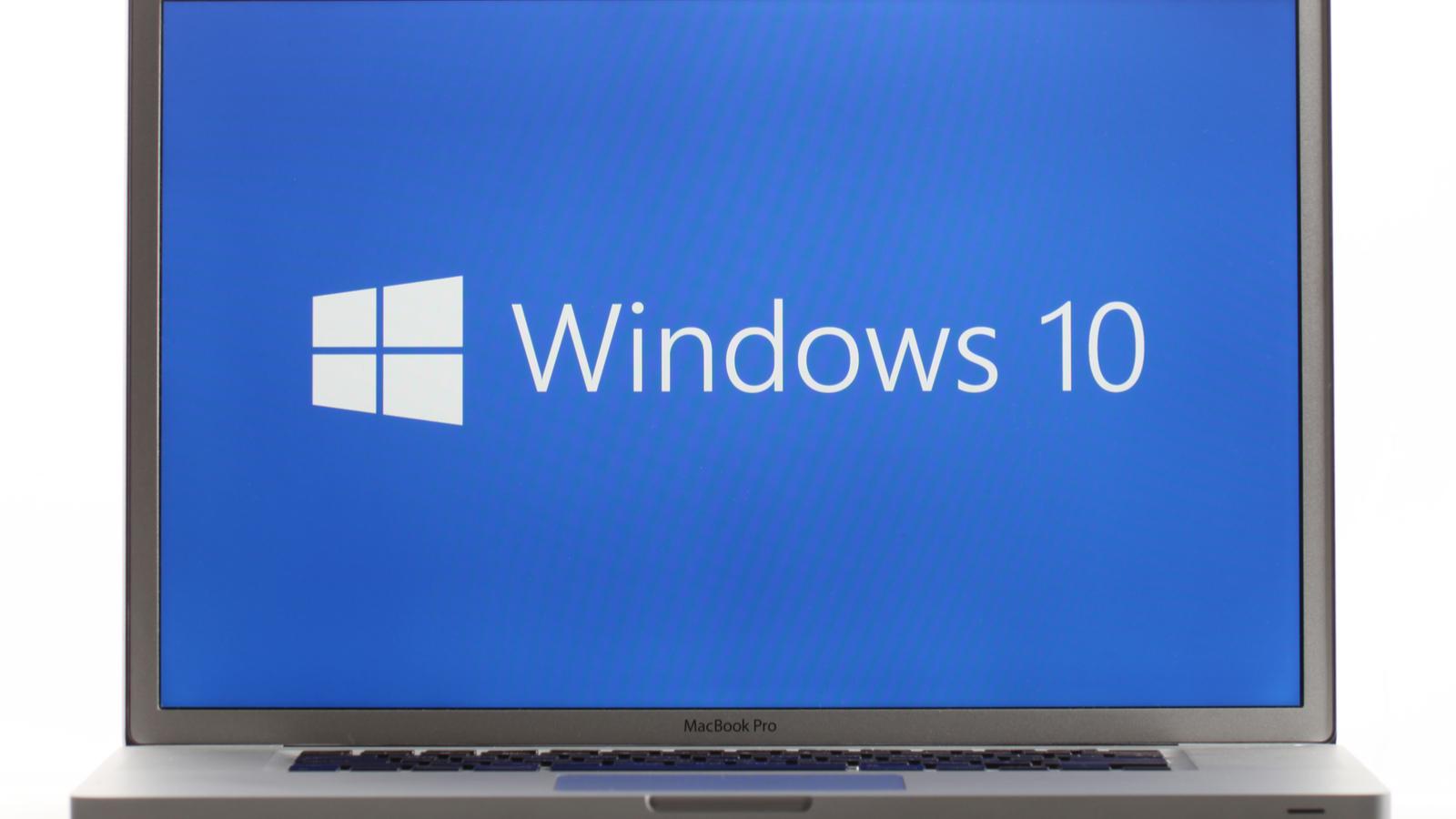 Microsoft confirme les problèmes d'usage CPU de la dernière mise à jour de Windows 10