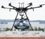 SEAT et Grupo Sesé démarrent un service de livraison de pièces par drone en Espagne