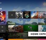 Le menu de la Xbox One s'offre un nouveau lifting