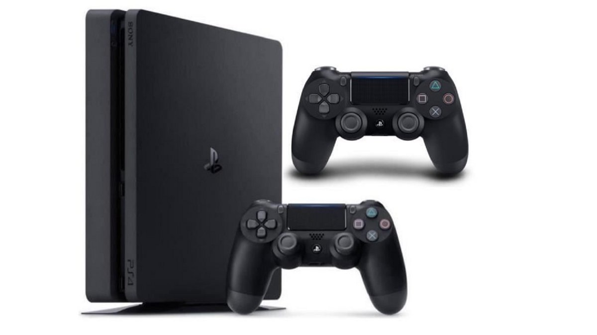 PS4 deux manettes