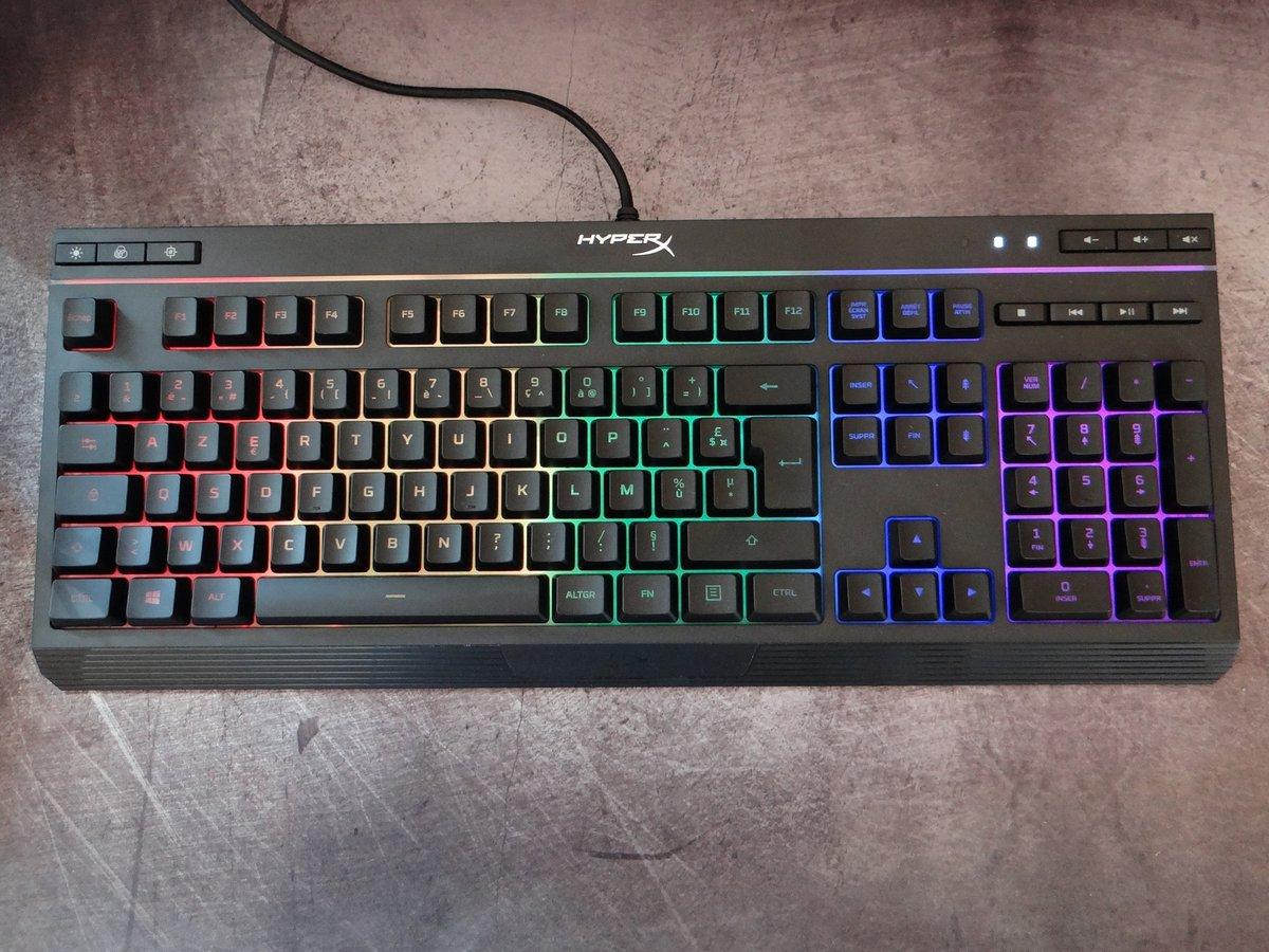 HyperX Alloy Core RGB_2