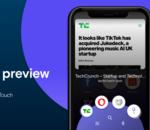 Opera Touch se synchronise désormais avec votre thème Android 10