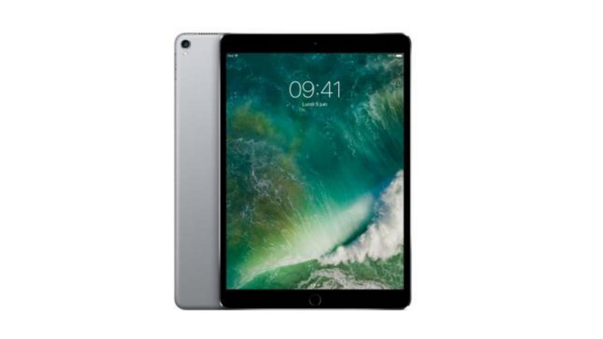 iPad pro 10,5 Apple