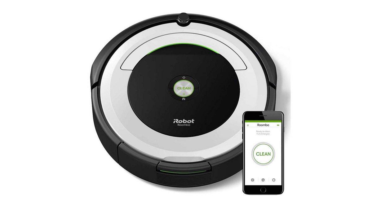 Aspirateur robot iRobot Roomba 691.jpg