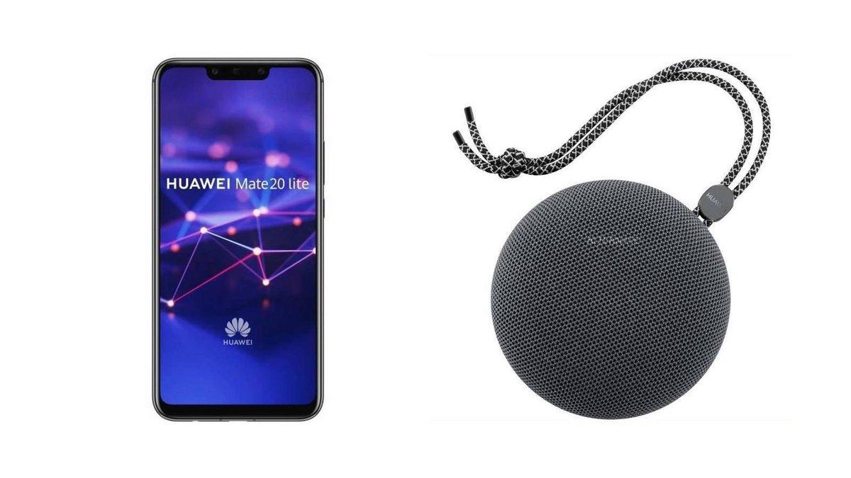 Huawei Mate 20 Lite Noir Enceinte CM51.jpg