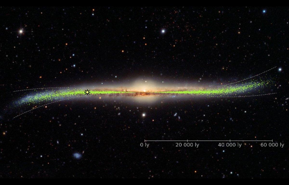 galaxie voie lactée