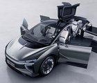 Human Horizons dévoile une voiture électrique futuriste et familiale avec 650 km