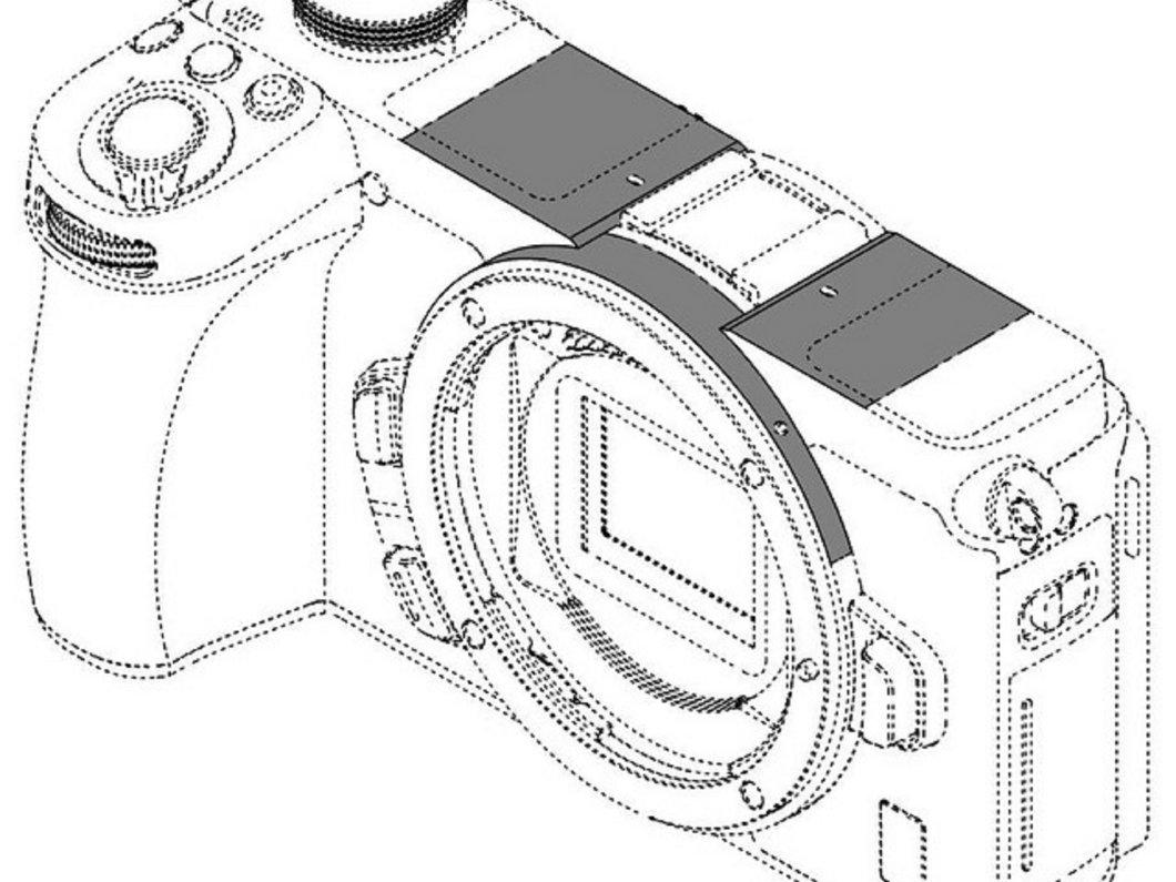Un brevet pour un nouvel appareil photo Nikon est apparu sur Internet