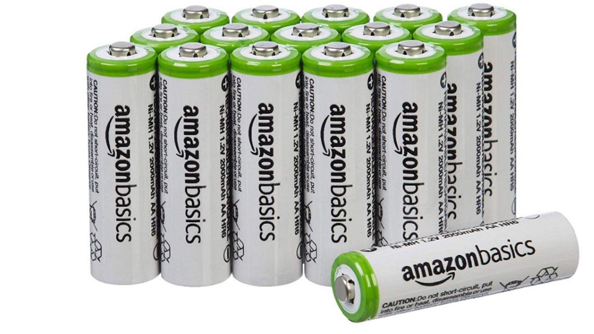 Piles AA AmazonBasics