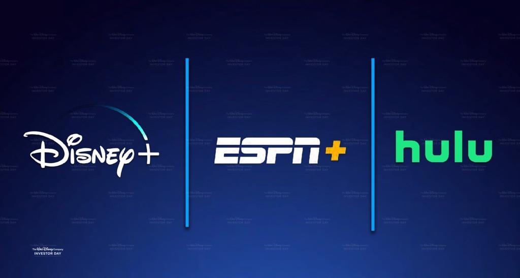 Disney+ Hulu ESPN