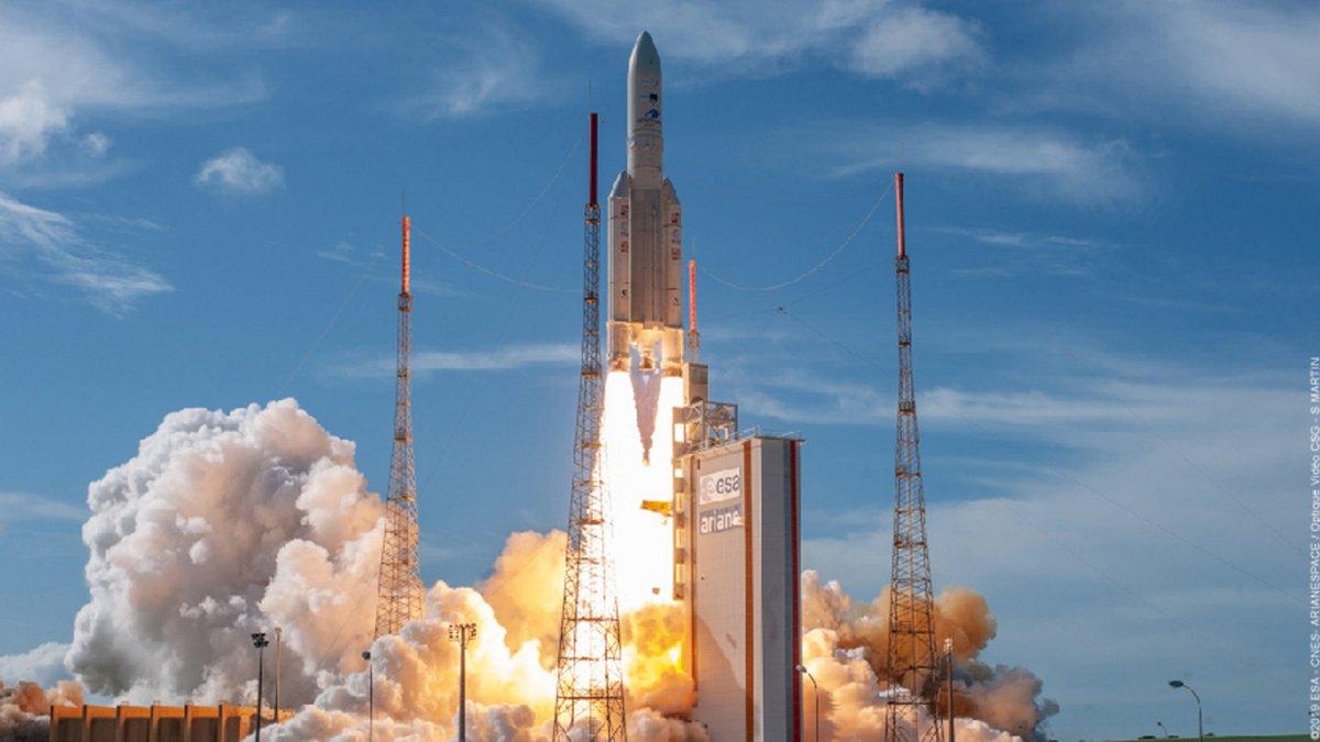 Ariane 5 Lancement
