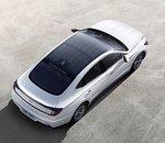 Hyundai se prépare à lancer sa première voiture à toit solaire, la Sonata Hybrid