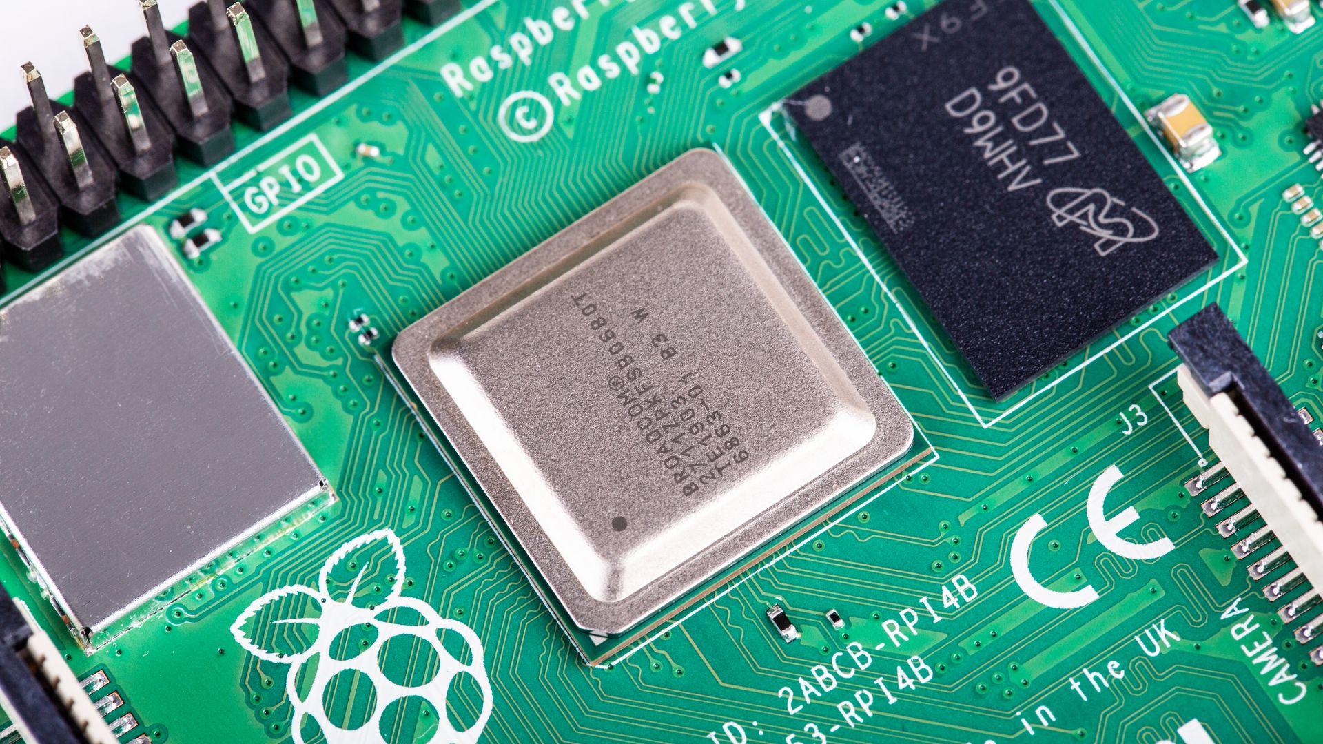 Raspberry Pi 4 Mod/èle B Version 1GO