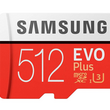 Carte micro SD Samsung EVO+ 512 Go