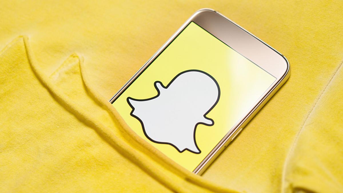 snapchat-logo.png © Pixabay