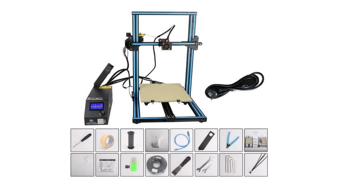 imprimante 3D Creality CR-10S