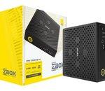 ZOTAC officialise deux mini-machines boostées à la RTX 2060 et 2070