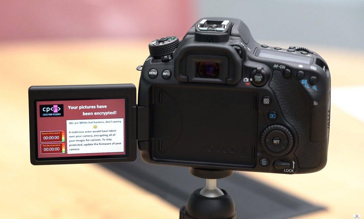 Canon ransomware