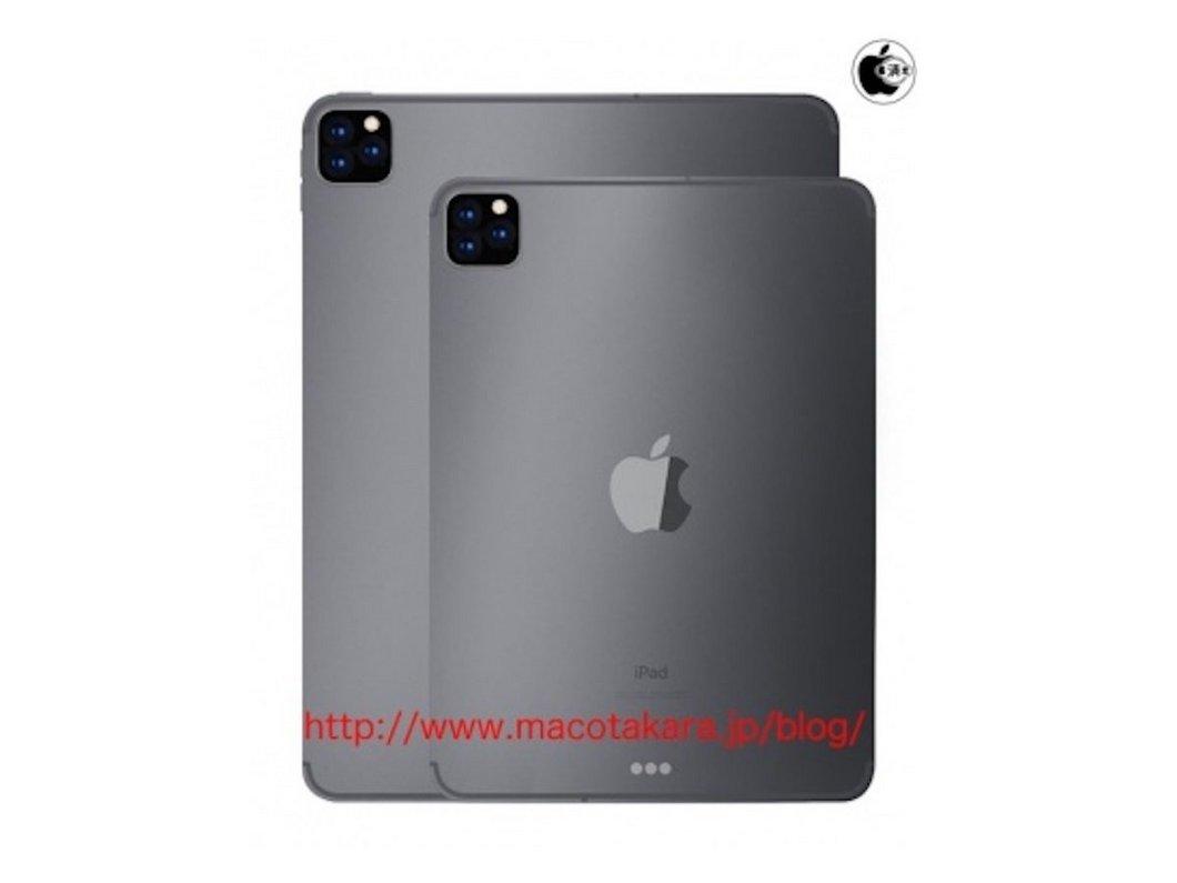 L'iPad Pro de 2019 aurait aussi droit à trois appareils photo… mais à quoi bon ?