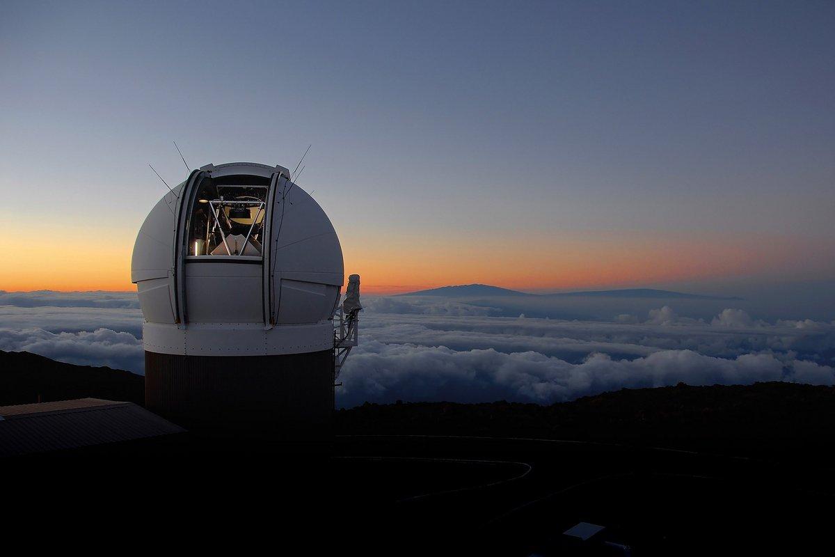 Observatoire téléscope