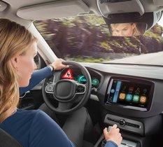 Bosch travaille sur des écrans 3D sans lunettes à intégrer aux véhicules