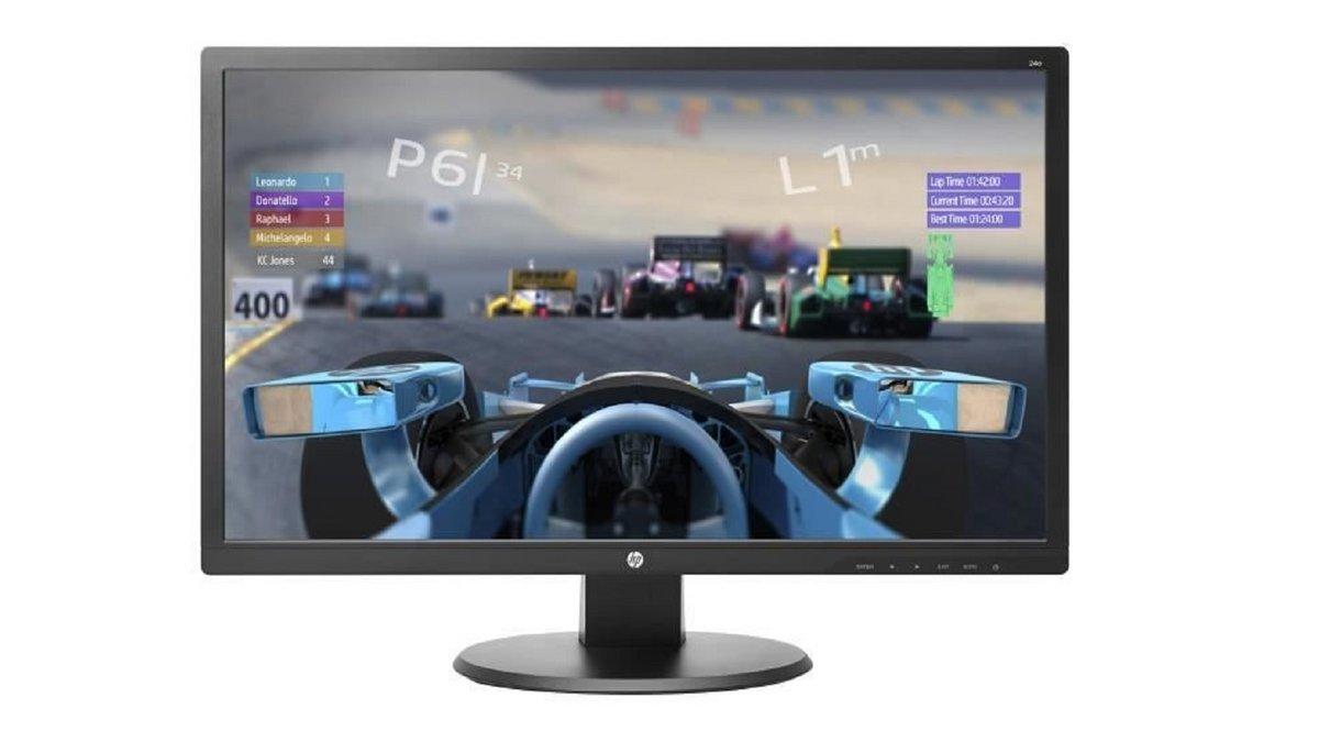 écran full HD HP BP