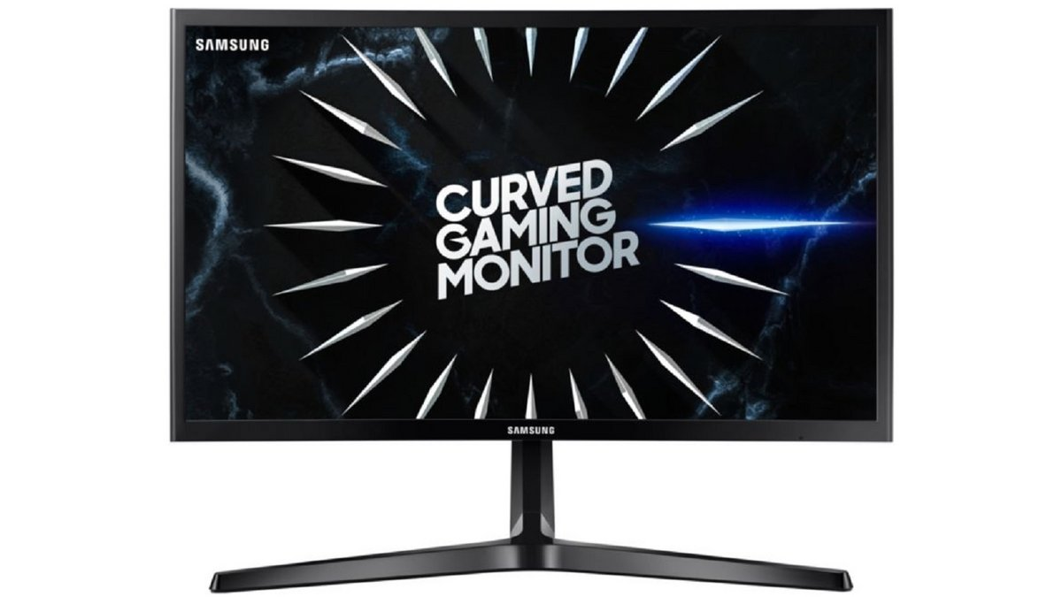 écran PC incurvé Samsung