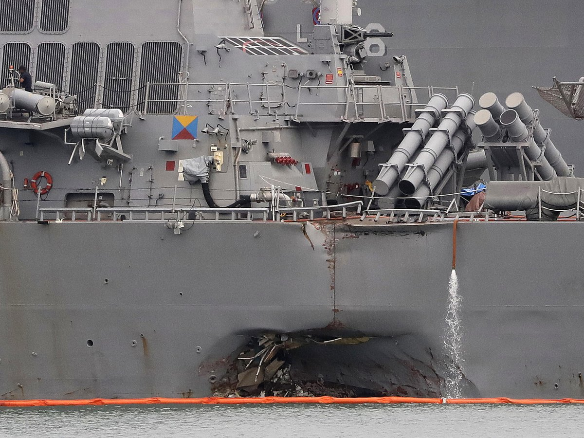 US Navy navire